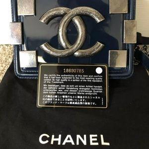 Sold on my EBay 2500$ on my eBay/ Chanel BRICK BOX